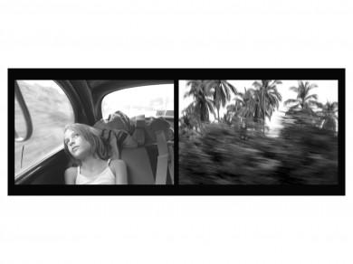 Nadja Massun: Voyage, 2008 / digital print / 36X 24 cm each photo