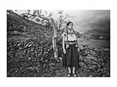 Nadja Massun: Álom,  2005 / digital print / 56 X 43.2 cm