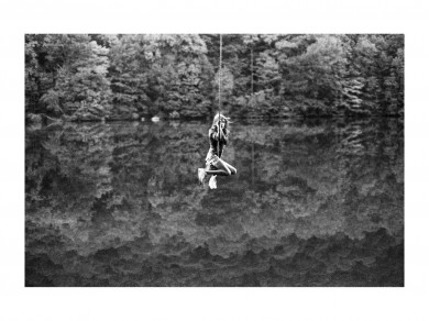 Nadja Massun: Lac, 2010 Digital print / 111.5 X 85 cm