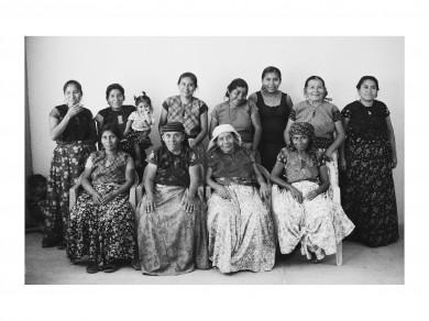 Nadja Massun: Femmes de San Mateo, 2010,  Digital print / 56 X 43.2 cm cm