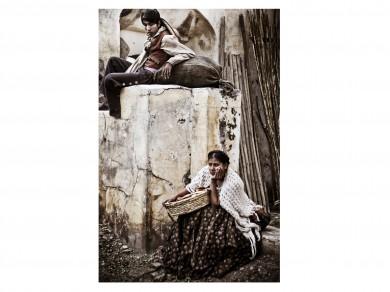 Nadja Massun: Repos, 2011, digital  Fotografía digital / digital print / 56 X 43.2