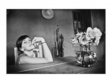 Nadja Massun: Bakuza, 2006 / digital print / 56 X 43.2 cm