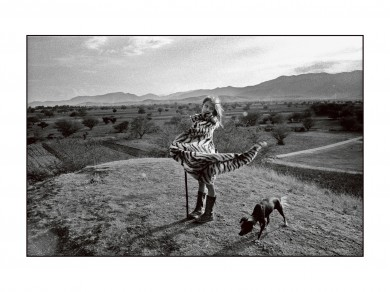 Nadja Massun: Principito, 2008 digital print / 56 X 43.2