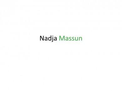 Nadja Massun